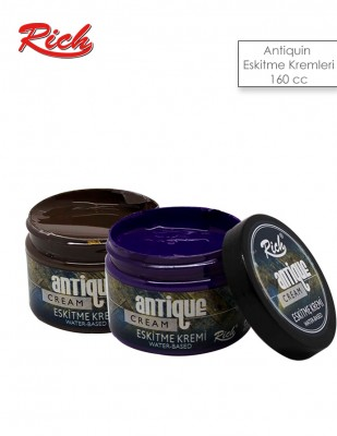 RICH - Rich Eskitme Kremi - Antique Cream - 160 cc