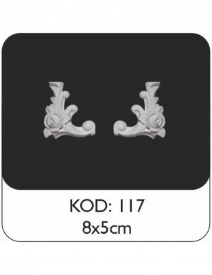 RICH - Rich Esnek Plastik Obje, Aplik - 117