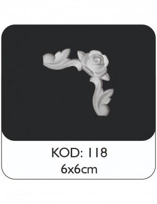 RICH - Rich Esnek Plastik Obje, Aplik - 118