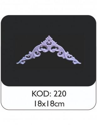 RICH - Rich Esnek Plastik Obje, Aplik - 220
