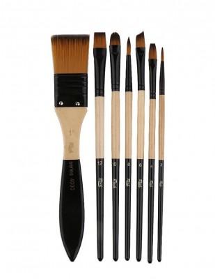 - Rich Fırça Seti - 7li Karışık Fırça Seti - Set 1 (1)