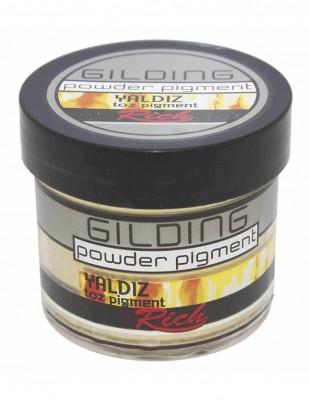 RICH - Rich Gilding Powder Toz Pigment - 60 cc - 11011 Altın