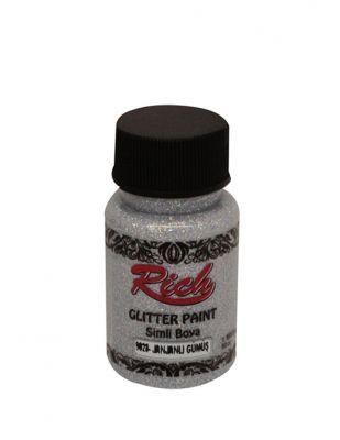 Rich Glitter Paint Simli Boyalar - 50 cc