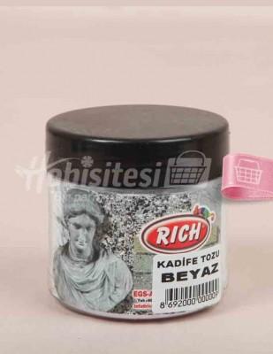 RICH - Rich Kadife Tozu - 2000 Beyaz