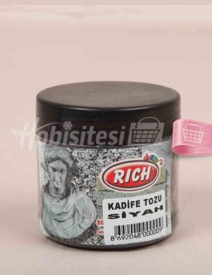 RICH - Rich Kadife Tozu - 2048 Siyah