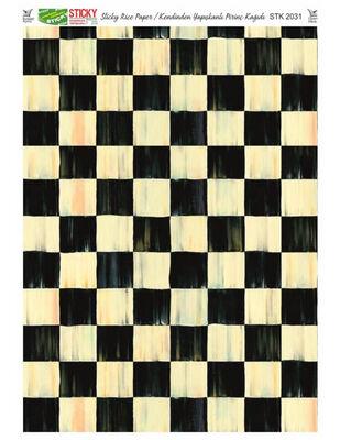 Rich Kendinden Yapışkanlı Pirinç Kağıdı - 29 x 42 cm - 2031