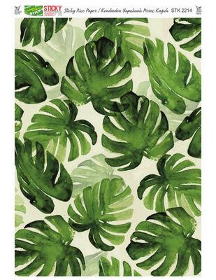 Rich Kendinden Yapışkanlı Pirinç Kağıdı - 29 x 42 cm - 2214
