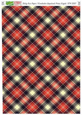 Rich Kendinden Yapışkanlı Pirinç Kağıdı - 29 x 42 cm - 2007