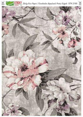 Rich Kendinden Yapışkanlı Pirinç Kağıdı - 29 x 42 cm - 2185