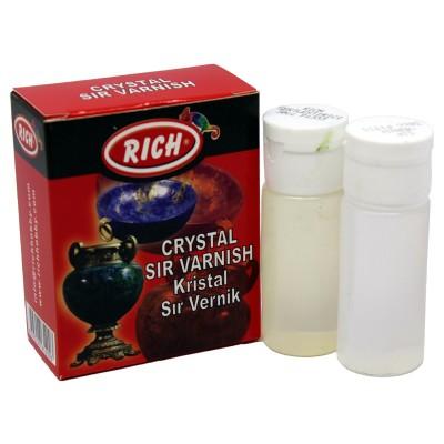 RICH - Rich Kristal Sır Vernik - 40 + 40 cc (1)