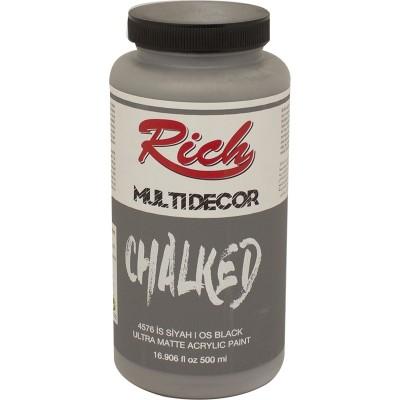 Rich Multi Decor Chalked Akrilik Boyalar - 500 cc - Thumbnail