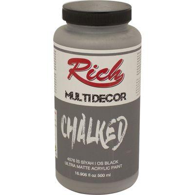 Rich Multi Decor Chalked Akrilik Boyalar - 500 cc