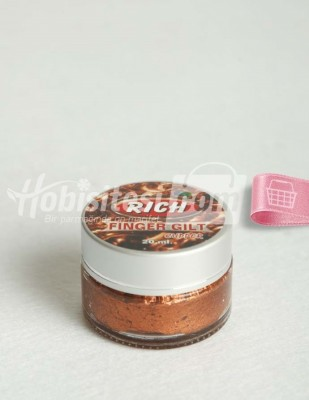 RICH - Rich Parmak Yaldız - Bakır - 20 cc