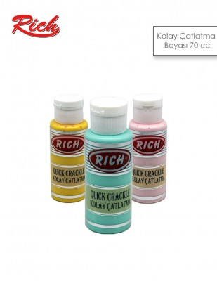 RICH - Rich Quick Crackle - Kolay Çatlatma - 70 cc