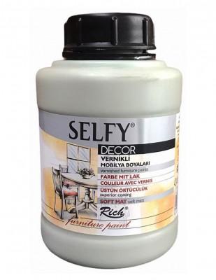 Rich Selfy Decor Vernikli Boyalar - 1250 cc - Thumbnail