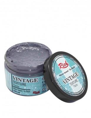 RICH - Rich Vintage Texture Paste - 5104 Antrasit - 150 ml