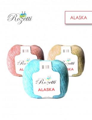ROZETTİ - Rozetti Alaska El Örgü İplikleri