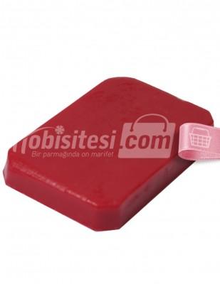 - Sabun Bazı - Kırmızı - 1 kg