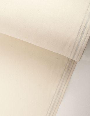 Sayılabilir Yöre Bezi Kumaşı - Gümüş Şerit - En 40cm