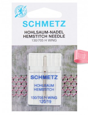 SCHMETZ - Schmetz Kenar Bastırma İğnesi 130/705 H Wıng - 120/19