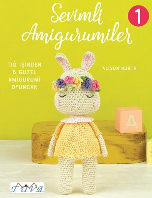 TUVA - Sevimli Amigurumiler - Sayı 1