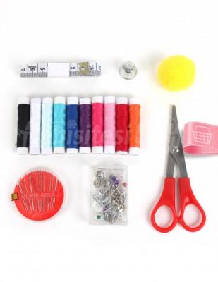 - Sewing Kit - Dikiş Seti - Çantalı (1)