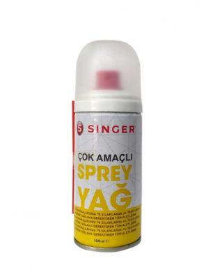 Singer Çok Amaçlı Sprey Yağ - 100 ml
