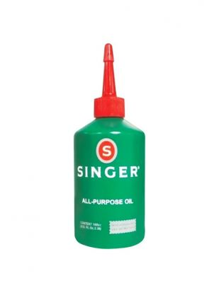 Singer Çok Amaçlı Yağ - 100 ml