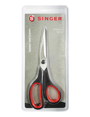 SINGER - Singer Makas, Çok Amaçlı Plastik Saplı - 22,86 cm