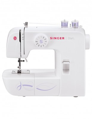 SINGER - Singer Mekanik Dikiş ve Piko Makinası, Taşınabilir - Start 1306