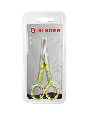 SINGER - Singer Nakış Makası, Kavisli Uç - 10,2 cm