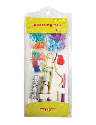 SKC - SKC Örgü Seti - Knitting Kit
