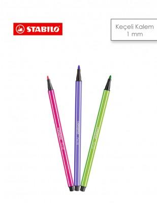 STABILO - Stabilo Pen 68 Keçeli Kalem