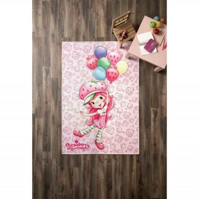 - Strawberry Shortcake Ballons Halı - 120x180 cm