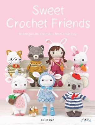 TUVA - Sweet Crochet Friends