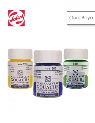 ROYAL TALENS - Talens Guaj Boyalar - 50 ml.
