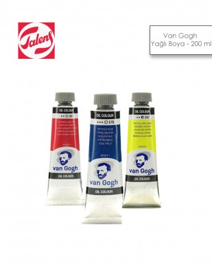 - Talens Van Gogh Yağlı Boya - 200 ml