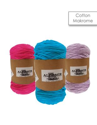 - Taranabilen Cotton Makrome El Örgü İplikleri - 200 gr / 140 m