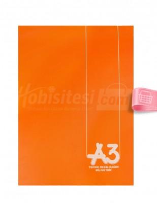 - Teknik Resim Kağıdı - Milimetrik A3 - 36 Yaprak