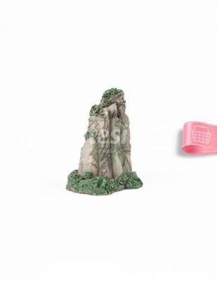 - Teraryum Malzemesi - Dağ - Gri - 3,5 x 4,5 cm - 617