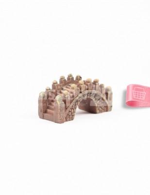 - Teraryum Malzemesi - Köprü - Pembe - 5 x 2 cm - HS013