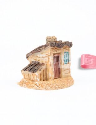 - Teraryum Malzemesi - Köy Evi - 4,5 x 5 cm - 16555