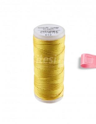 - Tespih İpliği - 12 Sarı - 65 m