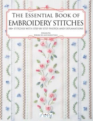TUVA - The Essential Book of Embroidery Stitch