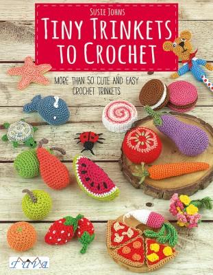 TUVA - Tiny Trinkets to Crochet
