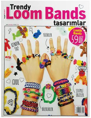 - Trendy Loom Bands Tasarımlar - 2015 / 01