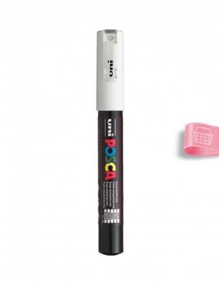 UNI POSCA - Uni Posca Boyama Markörü PC-1M - 0.7 mm (1)