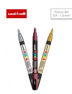 UNI POSCA - Uni Posca Boyama Markörü PC-3M - 0.9 - 1.3 mm
