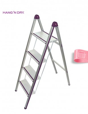 UP 'N UP - UP ′N UP Merdiven - 4 Basamaklı - SM/UPM 244