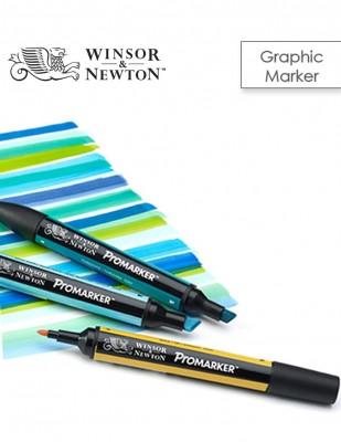 WINSOR & NEWTON - Winsor & Newton Promarker Çift Uçlu Çizim Kalemi